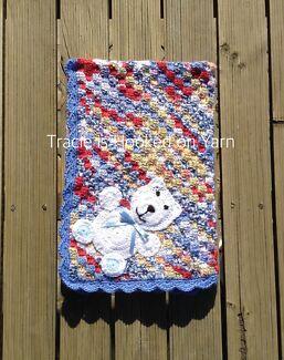 Handmade Baby Pram Blankets Blackmans Bay Kingborough Area Preview