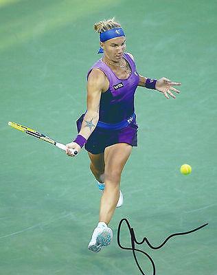 Wimbledon Svetlana Kuznetsova Signed Autographed Tennis Star 8X10 Photo Coa