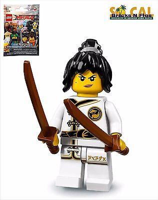 LEGO The Ninjago Movie Minifigures Series 71019 Spinjitzu Training Nya - NEW