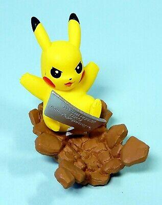 Pikachu Tail (Takara Tomy ARTS Pokemon Capsule Act Pikachu iron tail figure US seller New)