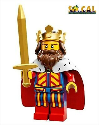 LEGO MINIFIGURES SERIES 13 71008 Classic King