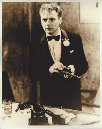 Late actor and dancer James Cagney  8x10 sepia tone   photo