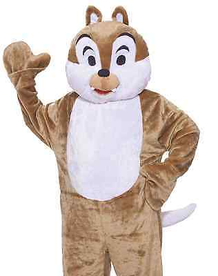 Adult Chipmonk Costume Plush Furry Mascot Cosplay Chip Monk Rodent Chipmunk - Adult Furries