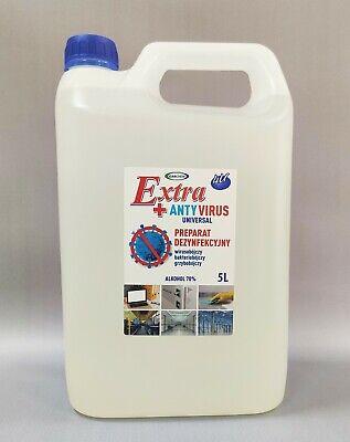 5 Liter Alkohol Desinfektionsmittel 70% Ethanol Alkohol 3,99Euro/1L Versandfrei!