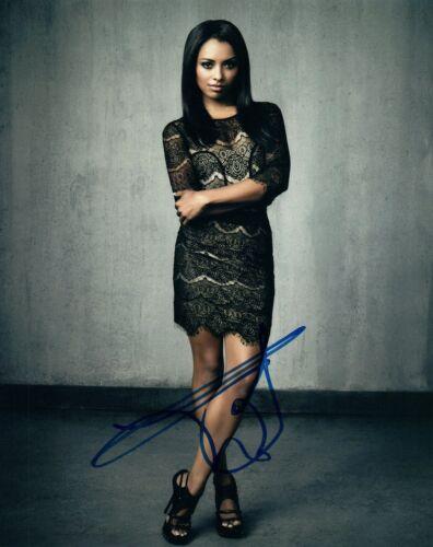 Kat Graham Katerina Signed Autographed 8x10 The Vampire Diaries COA VD