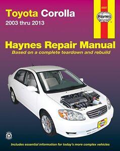 toyota corolla repair manual ebay rh ebay com 1999 toyota corolla service repair manual 1999 toyota corolla service repair manual