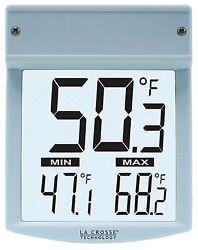 WT-62U La Crosse Technology Outdoor Window Thermometer