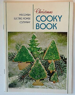 VTG 1972 WISCONSIN ELECTRIC POWER CO. CHRISTMAS COOKY BOOK Cookies Recipes](Scripture Cookies)