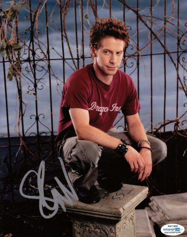 Seth Green Autographed Signed 8x10 Photo Buffy the Vampire Slayer #2 ACOA
