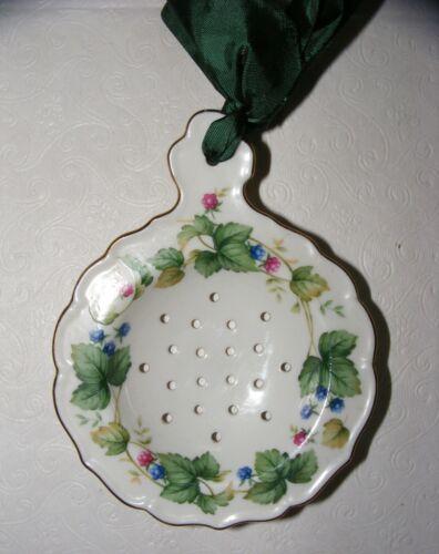 ** Antique & Vintage Porcelain Tea Strainers **