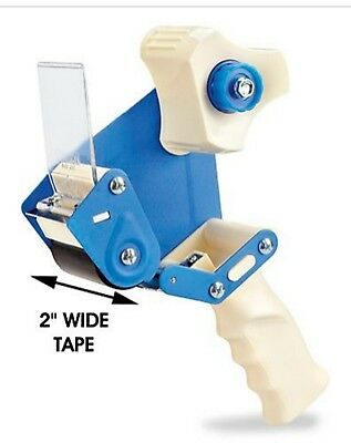 Hand-held Tape Dispenser Industrial Side Loading - 2 Inch