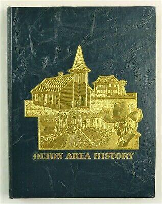 Olton, TX (Lamb County, Texas) Family History Book