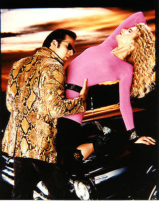 Nicolas Cage Laura Dern 8X10 Photo S6080