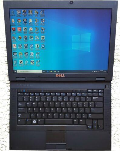 Windows 10 PLC HMI Automation Laptop Programming software Studio 5000 SLC 500