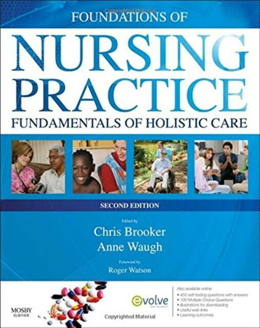 Foundations of Nursing Practice: Fundamentals of Holistic Care 2e NEW BOOK