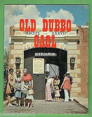 #T41.  1978  OLD DUBBO GAOL  BOOKLET