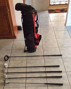 Junior Golf Set Tanah Merah Logan Area Preview