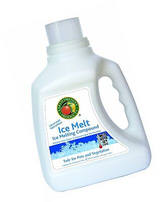 Earth Friendly Products Ice Melt (Ice Melting Compound), 6.5 lbs. Boxes -