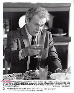 KEN KERCHEVAL 7X9 Publicity Photo - KEEPING SECRETS