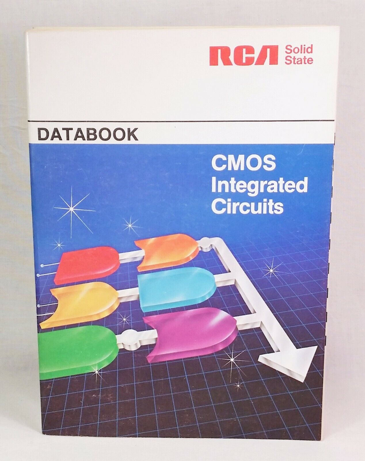 1983 RCA CMOS Integrated Circuits SSD-250C  - $9.00