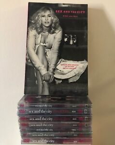 Sex and the City Seasons DVD and Book $50