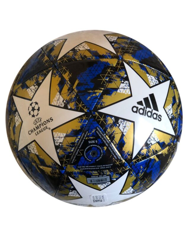 Adidas Champions League 2019/20 Match Ball Replica Capitano Soccer Ball Size 5