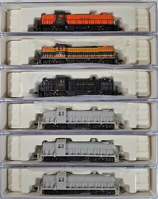 Walthers Proto RS-2 - New Haven, Great Northern, Delaware & Hudson, Undec