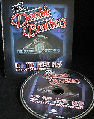 The Doobie Brothers  Let The Music Play Blu  Ray  New  Free Ship  Live Concerts