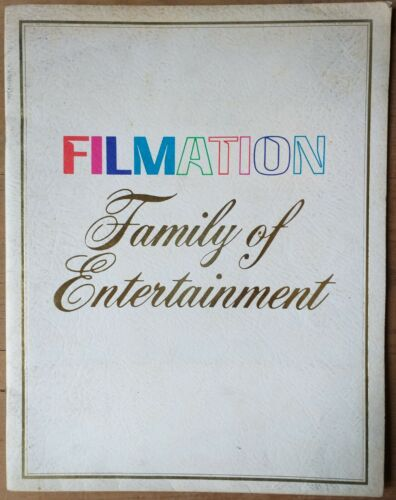 FILMATION, Campaing Book, 1985