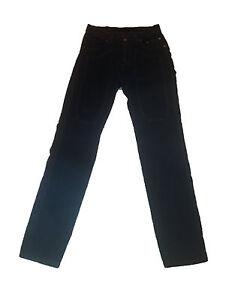 Jeckerson-Pantaloni-blu-scuro-OTTIME-CONDIZIONI