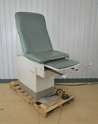 Midmark Ritter 223-015 Barrier Free Hi-low Power Examination Chair W Footswitch