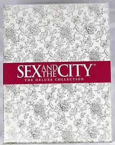 DVD Boxed Set - Sex and The City: The Deluxe Collection Morley Bayswater Area Preview