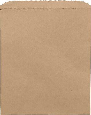 1000 Kraft Paper Gift Merchandise Bags 8 12 X 11