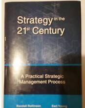 Strategy in the 21st Century by Randall Rollinson & Earl Young Klemzig Port Adelaide Area Preview