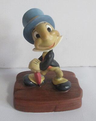 Walt Disney Classics Collection Jiminy Cricket Figurine - 1993 Charter Year