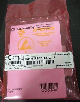 Allen-bradley 931h-p2c1d-dc Signal Conditioner Series A