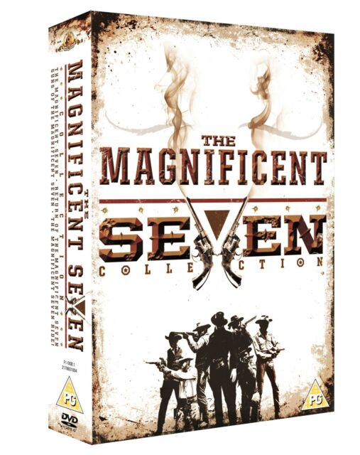 The Magnificent Seven Collection - DVD Boxset