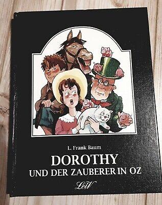 Dorothy und der Zauberer in Oz, L.Frank Baum, - Dorothy Und Der Zauberer In Oz