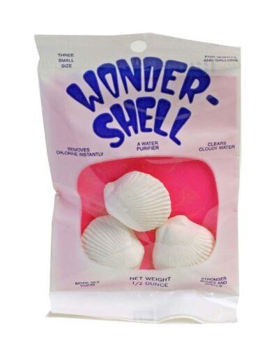 Weco Wonder Shell Natural Minerals Small 3pk  (Free Shipping)