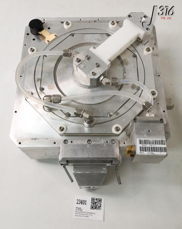 23401 Applied Materials Assy Gas Box 150mm Wsi W/o Cover, 5000 Cvd 0010-09806