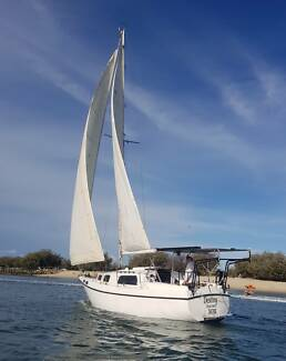 sailboat yacht diesel free living trade swap tiny house