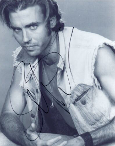 Jeff Fahey Signed Autographed 8x10 Photo LOST Actor COA