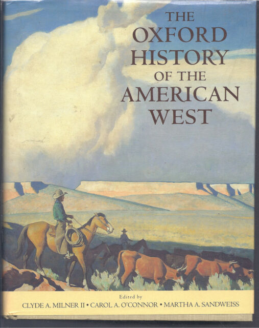 The American West, The Oxford History of