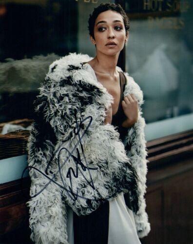 Ruth Negga Signed Autographed 8x10 Photo PREACHER Actress COA