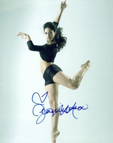 Jeanine Mason Signed Autographed 8x10 Photo GREY'S ANATOMY Actress COA