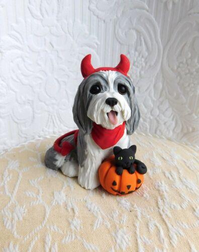 "Halloween Beared Collie ""Lil"