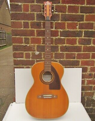 Vintage EKO Ranger Folk Acoustic Guitar