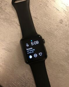 1st Generation Apple Watch with Charger