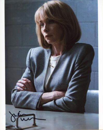 """Julianne Nicholson """"Law & Order: Criminal Intent"""" AUTOGRAPH Signed 8x10 Photo B"""