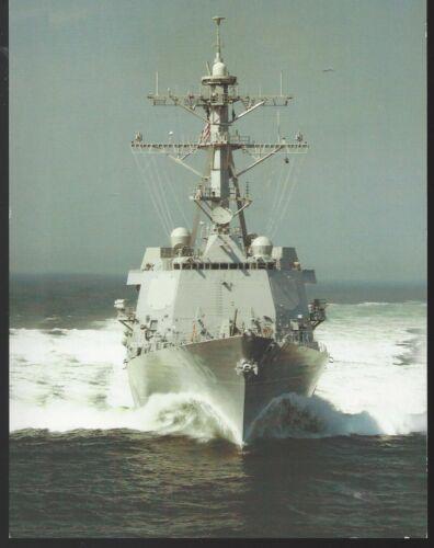 USS Bainbridge DDG 96 Official Photograph